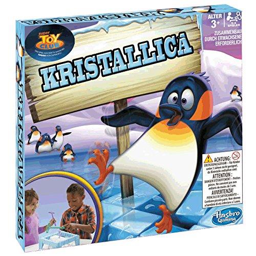 Hasbro C2093100 - Kristallica, kindgerechtes Geschicklichkeitsspiel ab...