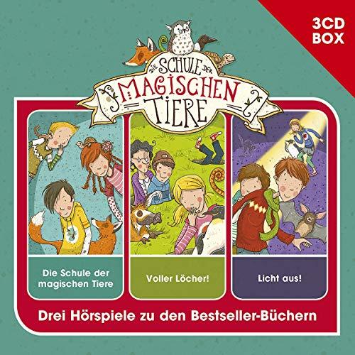 Die Schule der magischen Tiere – 3CD Hörspielbox Vol. 1 – Folge...