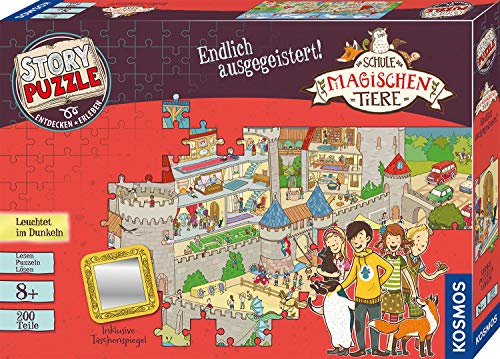 KOSMOS 698737 Die Schule der magischen Tiere-Endlich...