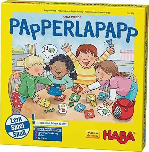 HABA Papperlapapp Spiel ab 3 Jahre