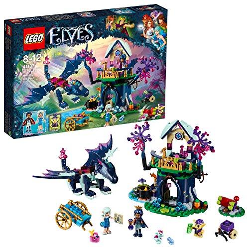 Lego Elves 41187 - 'Rosalyns heilendes Versteck Konstruktionsspiel,...
