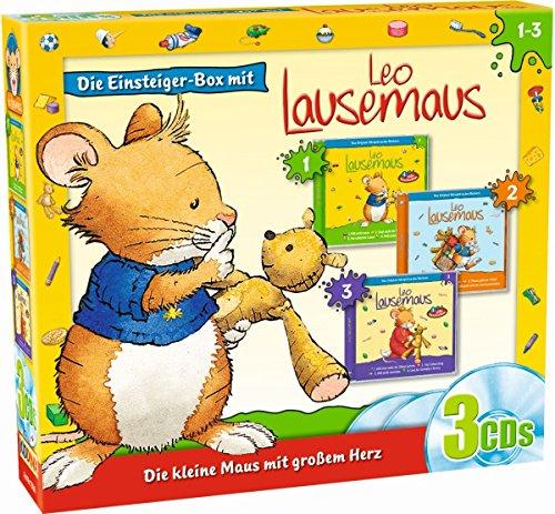 Einsteiger - Box - Leo will nicht essen/ Leo will nicht in den Kindergarten/ Leo will sich nicht die Zähne...