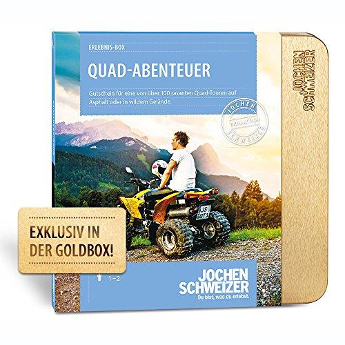 Jochen Schweizer Erlebnis-Box Quad Abenteuer, mehr als 70 Erlebnisse...