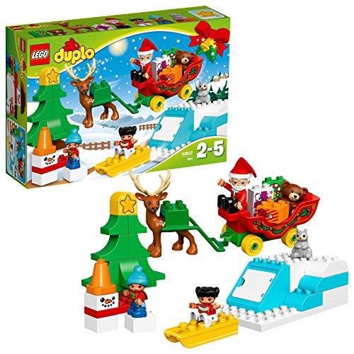 LEGO Duplo 10837 - 'Winterspaß mit dem Weihnachtsmann...