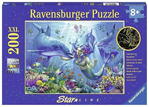 Ravensburger Kinderpuzzle 13678 - Leuchtendes...