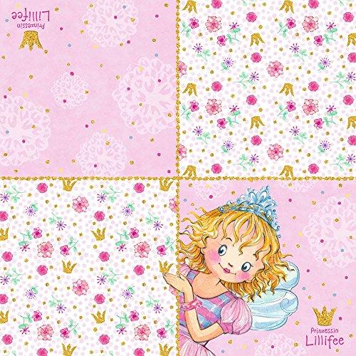 Spiegelburg 13632 Servietten Prinzessin Lillifee 'Ich bin Prinz.!' (20...