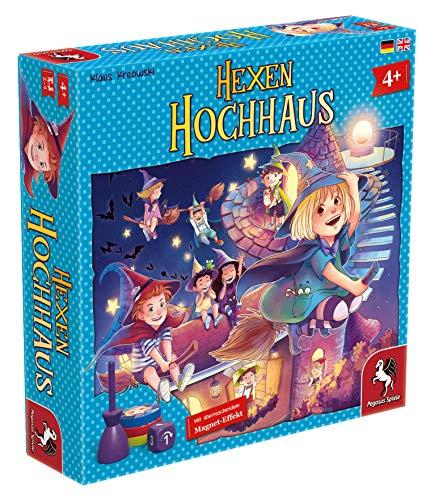 Pegasus Spiele 66024G - Hexenhochhaus