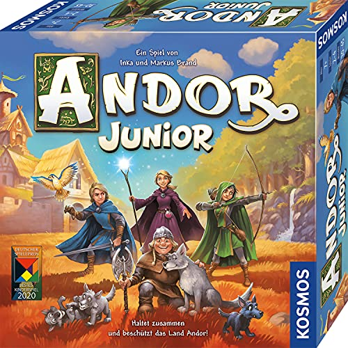 Kosmos 698959 Andor Junior, Haltet zusammen und beschützt das Land...