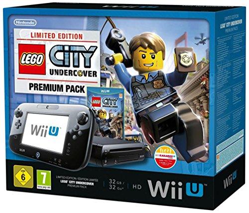 Nintendo Wii U - Konsole, Premium Pack, 32GB, schwarz -...