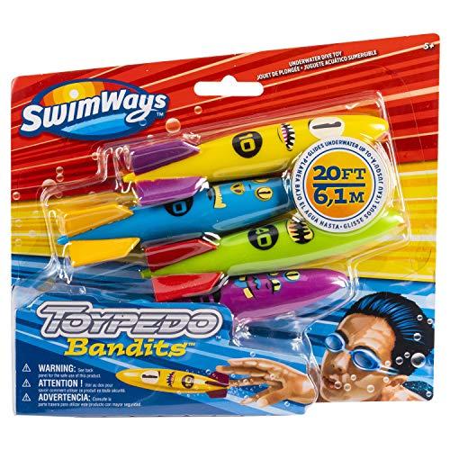 SwimWays 6045217 - ToyPedo Bandits Tauchspielzeug