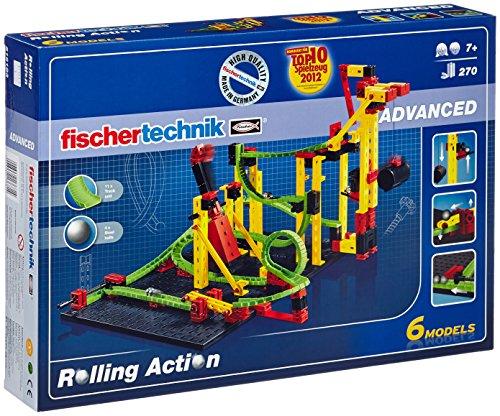 fischertechnik ADVANCED Rolling Action, Konstruktionsbaukasten -...