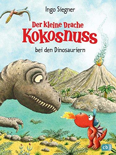 Der kleine Drache Kokosnuss bei den Dinosauriern (Die Abenteuer des...