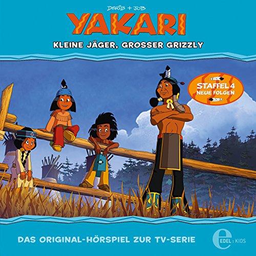Folge 29: Kleine Jäger, Großer Grizzly (Das Original-Hörspiel zur...