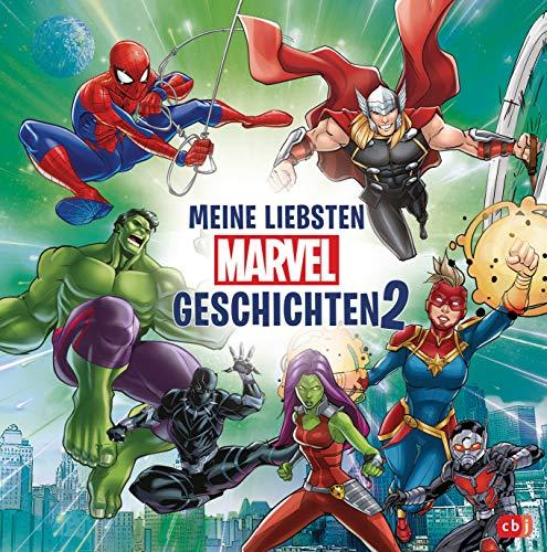Meine liebsten Marvel-Geschichten 2: Perfekt für Zwischendurch: kurze...