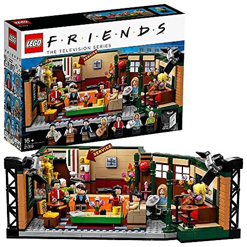 LEGO 21319 Ideas FRIENDS 'Central Perk' Café für Erwachsene und Fans...