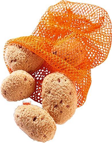 HABA 3860 - Kartoffeln | Pfiffiges Zubehör für Kaufladen und...