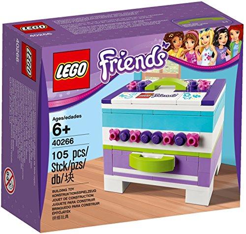 LEGO Friends Aufbewahrungsbox-Set 40266
