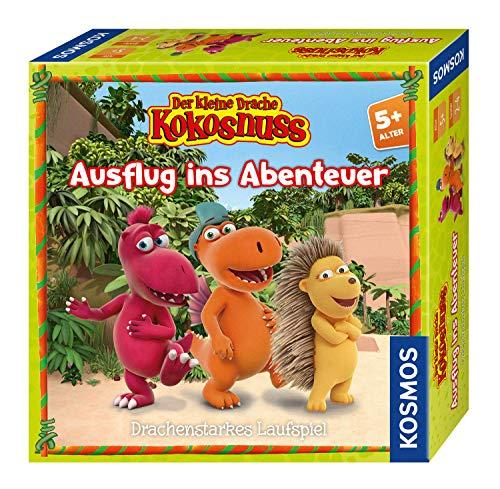 KOSMOS 697938 Der kleine Drache Kokosnuss - Ausflug ins Abenteuer,...