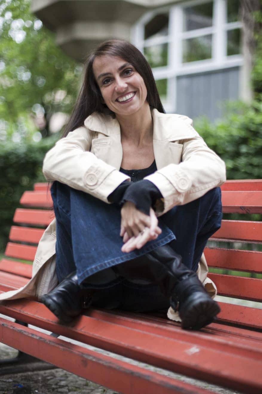 Wer ist Katia Saalfrank Biografie /// Erziehung