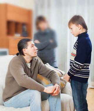 Autoritäre Erziehung Vater