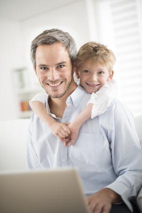 Antiautoritäre Erziehung durch den Vater
