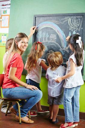 Partizipation Erziehung im Kindergarten