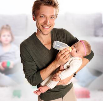 wann will ein mann ein kind