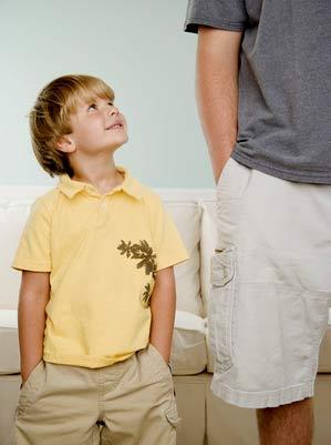 Vaterrolle Vorbild des Vaters