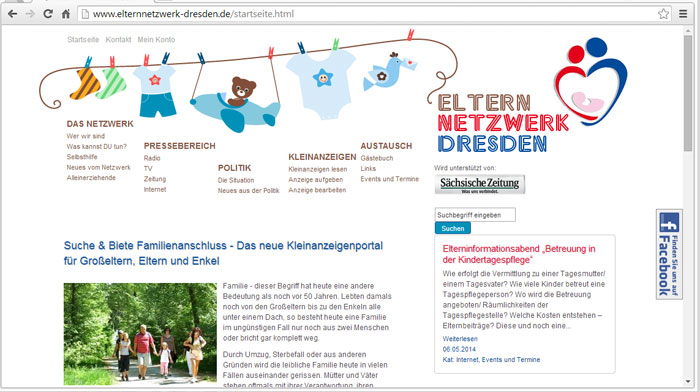 Elternnetzwerk Dresden