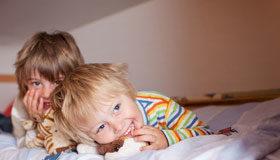 Schlafbedürfnis unserer Kinder