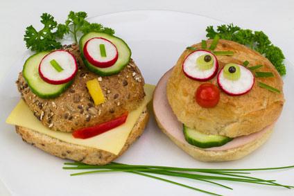 Frühstück für Kinder