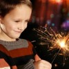 Feuerwerk für Kleinkinder