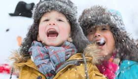 kalte Hände bei Kindern