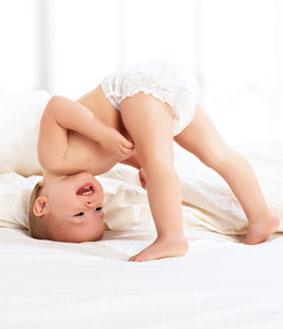 Mein Kind Bleibt Nicht Im Bett Liegen Das Konnen Sie Tun