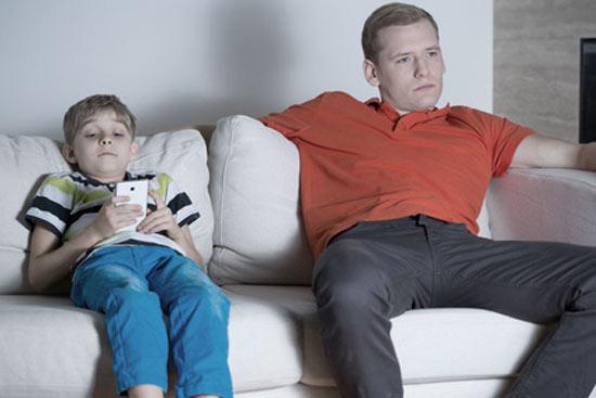 Väter ohne Gefühl