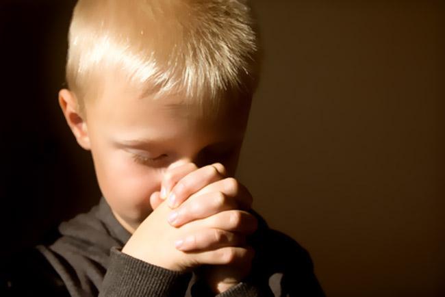 Kinder und Religion