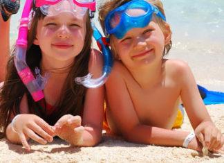Urlaub mit Kindern Ostsee