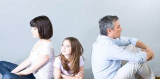 Familien Eltern Trennungsgespräch