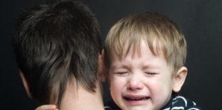 Wut beim Kind