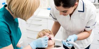 Zahn abgebrochen Kind