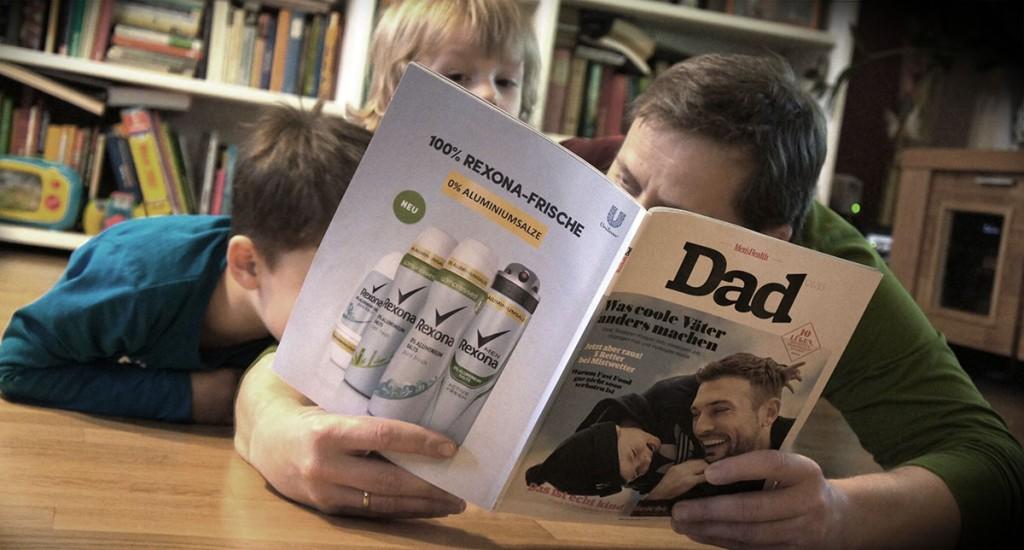 Männerzeitschrift