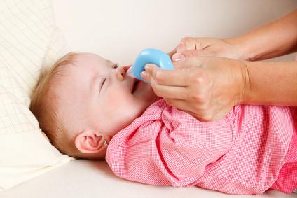 Baby, Dauerschnupfen bei Kindern