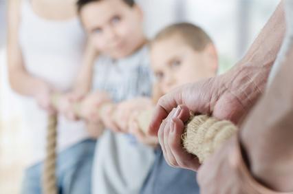 Eltern müssen sich nicht immer einig sein © S.Kobold - Fotolia.com