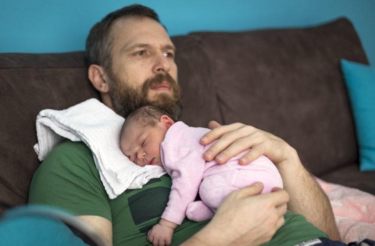 Papa & Baby