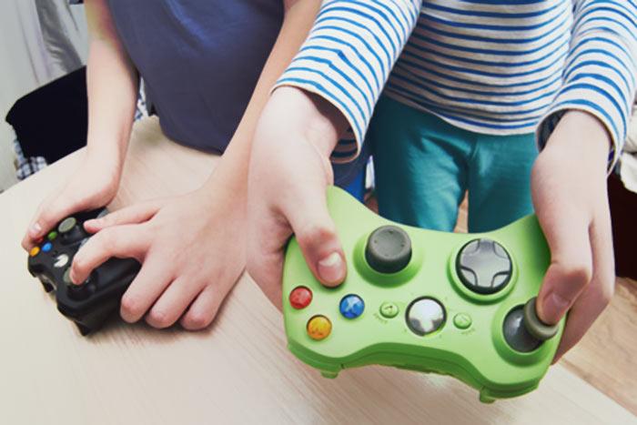 Ab welchem Alter können Kinder Xbox spielen
