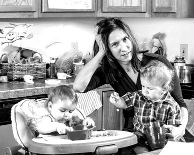 Elternstress © Scott Griessel - Fotolia.com