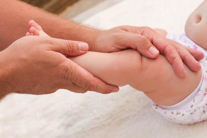 Schuppenflechte beim Kind