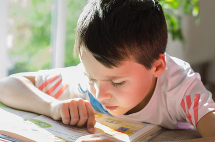 Kind lesen lernen
