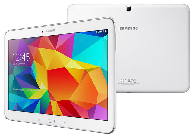 Android-Tablet  -  Samsung Galaxy Tab 4