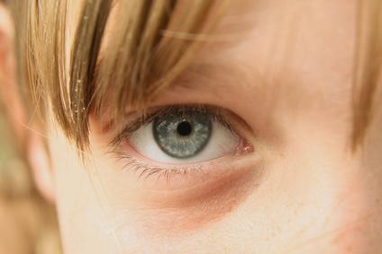 Augenfarbe beim Kind